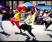 В Харькове вечером начинаются «Танцы улиц»