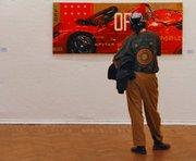 В Харькове открылась выставка с эндорфинами