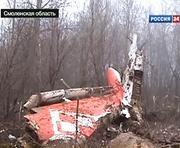 Авикатастрофа под Смоленском: украинские пилоты самолет посадили