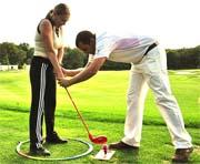 В харьковских школах вводятся уроки гольфа