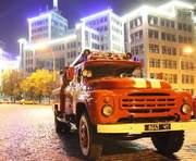 В Харькове фестиваль фантастики «Звездный мост» закончился пожаром: фоторепортаж