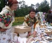 Большая Слобожанская ярмарка собрала тысячи гостей