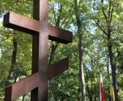 Польский президент в Харькове почтил память жертв тоталитаризма: фоторепортаж