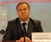 Кость Бондаренко представил кандидата в мэры от «Сильной Украины»