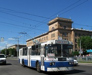 Харьковским троллейбусам меняют маршрут