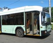 В субботу в Харькове полдня не будет троллейбусов на Алексеевке