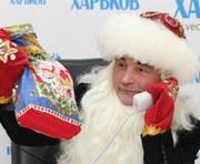 Главный Дед Мороз Харькова – о партнершах, рюмках и каменной болезни