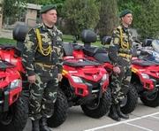 Харьковские пограничники получили новую технику