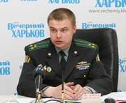Начальник харьковского погранотряда – о невыездных, радиации, техталонах
