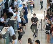 В харьковском аэропорту разоблачили псевдо-туристку: фотофакты