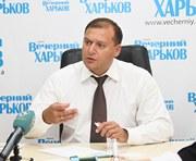 Михаил Добкин: Харьковская область планирует войти в тройку лидеров среди регионов Украины
