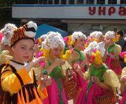 Харьковские школьники оздоровились летом в лагерях отдыха