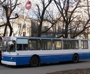 Львовская фирма хочет забрать у Харькова троллейбусы