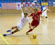 Мини-футбол: харьковский «Локомотив» снова победил