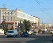 Проспект Гарарина в Харькове перекрыт до вечера