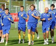 Украинские футболисты будут играть в цвете «Майдана»