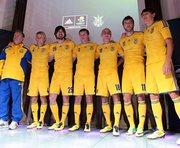 Сборная Украины по футболу получила новую форму