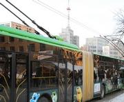 До конца ноября Харьков получит двадцать три транспортных средства
