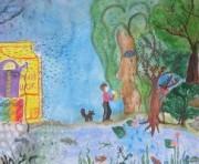 Харьковчанам показали качественный мир глазами детей
