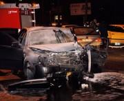 ДТП на спуске Веснина в Харькове: есть жертвы