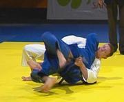 Харьковчанин завоевал «серебро» с помощью дзюдо