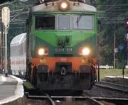 С декабря поезда в Россию будут отправляться раньше