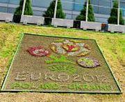 Экологические активисты посоревнуются перед Евро-2012