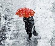 Погода в Харькове на выходные: мокрый снег с плюсом