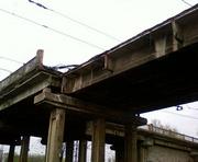 Лозовая дождалась открытия моста