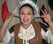 В Харькове живет удивительная актриса