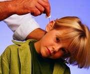 Герань не спасет от боли в ушах
