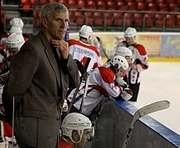 Поражения «Харьковских Акул» вызвали тренерскую реакцию