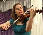 В Харькове побывала с концертом уникальная скрипка