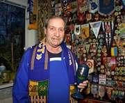 Харьковский коллекционер довел свое жилище до состояния музея
