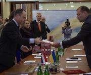 В Харькове побывала делегация Нидерландов