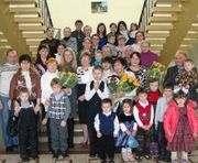 Восемь харьковчанок получили звание «Мать-героиня»