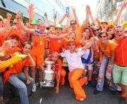 Голландцы выставили требования к Харькову