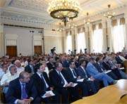 В Харьков прибыл министр регионального развития, строительства и ЖКХ