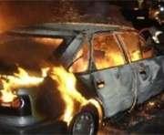 В Харькове на автостоянке сгорел новенький «Porsche»