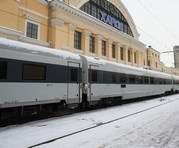 С февраля Харьков и Киев соединит новый поезд: фото-факты