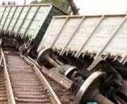 Железнодорожная катастрофа в Сумской области: поезд сошел с рельсов