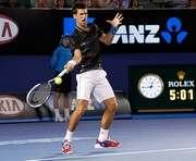 Джокович стал трехкратным победителем Australian Open