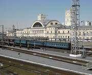 На Южном вокзале в Харькове эвакуировали людей