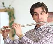 Харьковчане услышали звуки золотой флейты