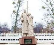 На Новых домах в Харькове реконструировали братскую могилу