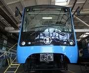 В Харькове презентовали новые вагоны метро: фото-факты