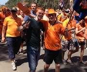 Иностранные волонтеры впечатлены подготовкой Харькова к Евро-2012