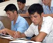Туркменские абитуриенты предпочитают Харьков