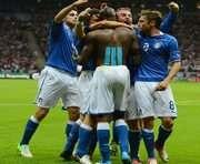 Германия – Италия: неожиданный результат