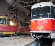 В Харькове успешно ремонтируются любые трамваи